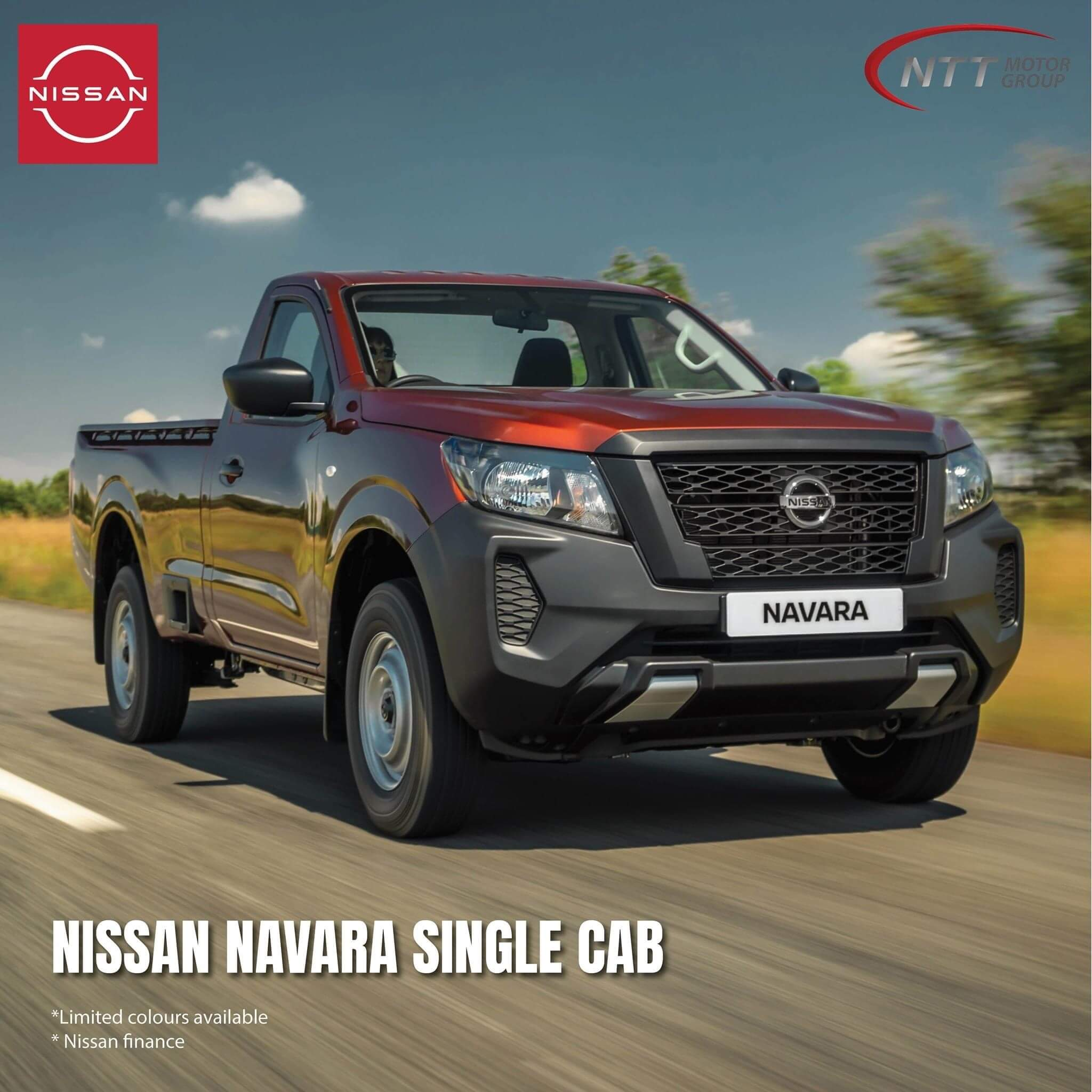 New Nissan Navara Single Cab - NTT Nissan South Africa - New, Used & Demo Cars for Sale in South Africa